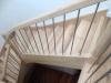escalier marches et garde-corp en bois 1a