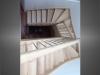escalier marches et garde-corp en bois 1