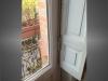 Fenêtres et volets bois mairie de Menville 1b